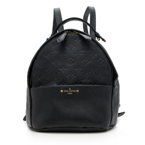 Louis Vuitton Monogram Empreinte Sorbonne Backpack