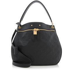 Louis Vuitton Monogram Empreinte Spontini Shoulder Bag