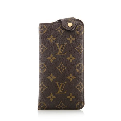 9a25ebd178ce Louis-Vuitton-Monogram-Etui-a-Lunettes-MM -Sunglass-Case 70431 front large 0.jpg