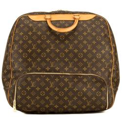 Louis Vuitton Vintage Monogram Canvas Evasion Weekender