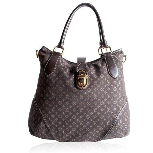 Louis Vuitton Monogram Idylle Elegie Shoulder Handbag