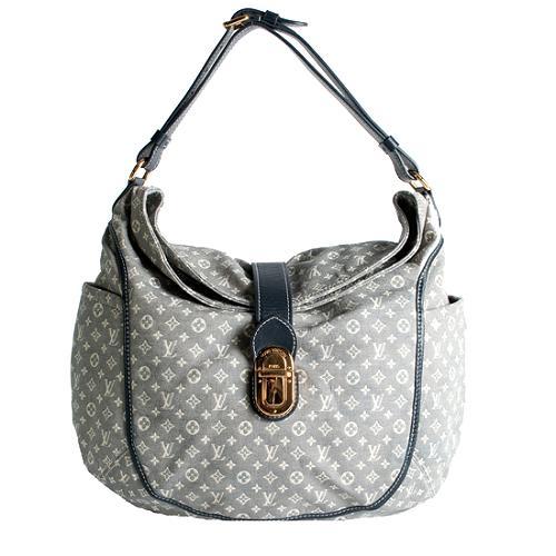 Louis Vuitton Monogram Idylle Romance Encre Shoulder Handbag