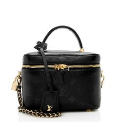 Louis Vuitton Monogram Ink Vanity PM Shoulder Bag