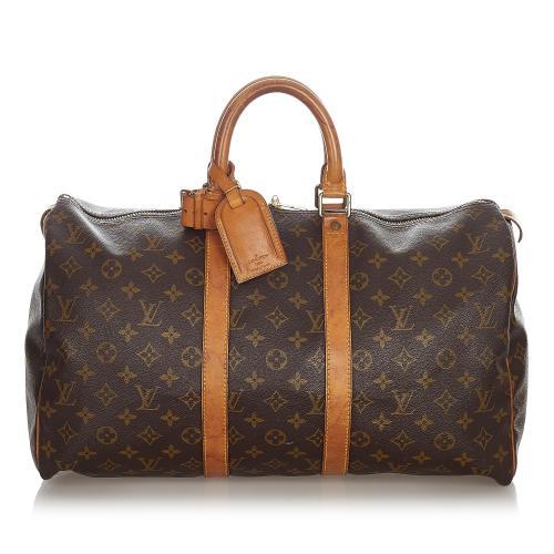 Louis Vuitton Monogram Keepall 45