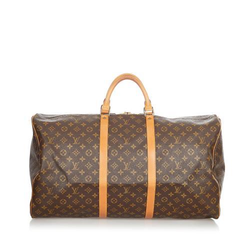 Louis Vuitton Monogram Keepall 60