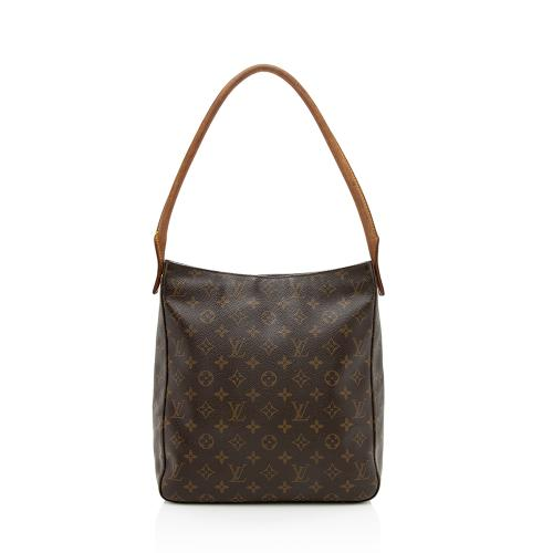 Louis Vuitton Monogram Canvas Looping GM Shoulder Bag - FINAL SALE