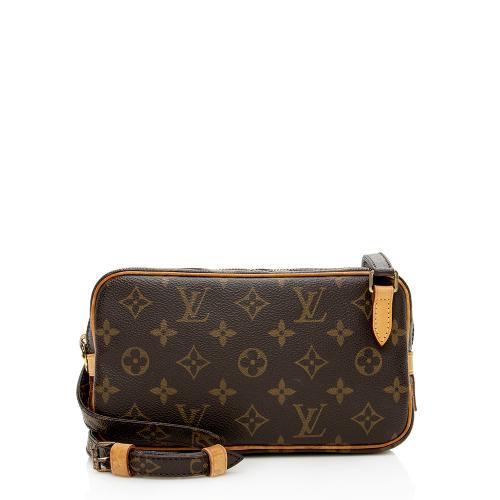 Louis Vuitton Monogram Canvas Marly Bandouliere Shoulder Bag