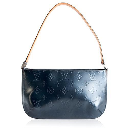 Louis Vuitton Monogram Mat Fowler Shoulder Handbag