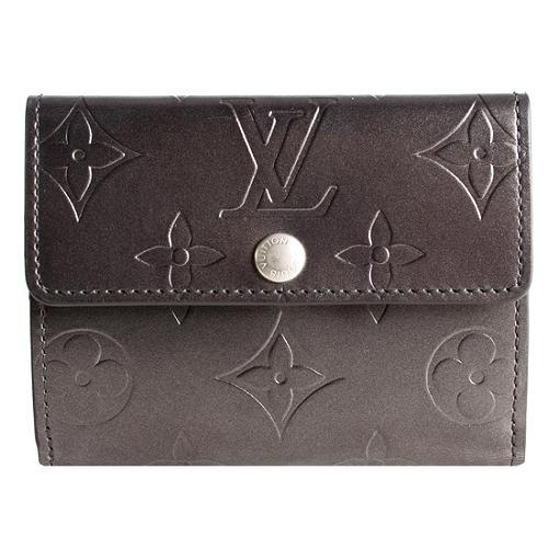 Louis Vuitton Monogram Mat Ludlow Wallet
