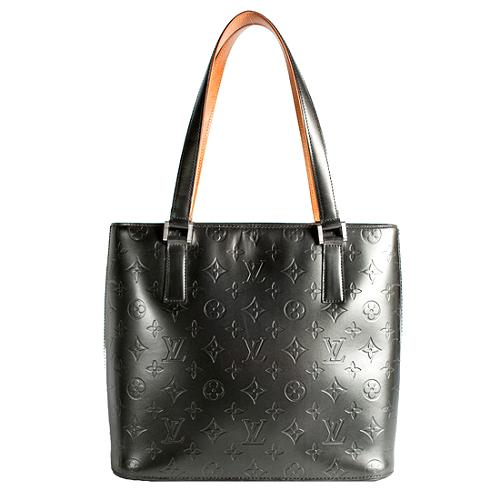 Louis Vuitton Monogram Mat Stockton Tote