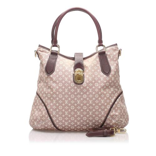 Louis Vuitton Monogram Mini Lin Elegie Satchel