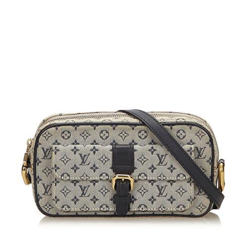 Louis Vuitton Monogram Mini Lin Juliette Crossbody Bag