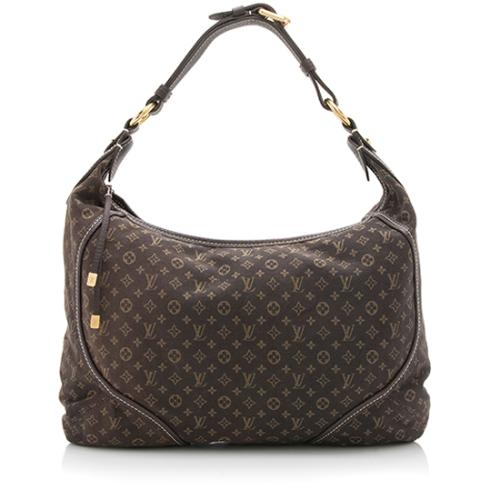 Louis Vuitton Monogram Mini Lin Manon MM Hobo