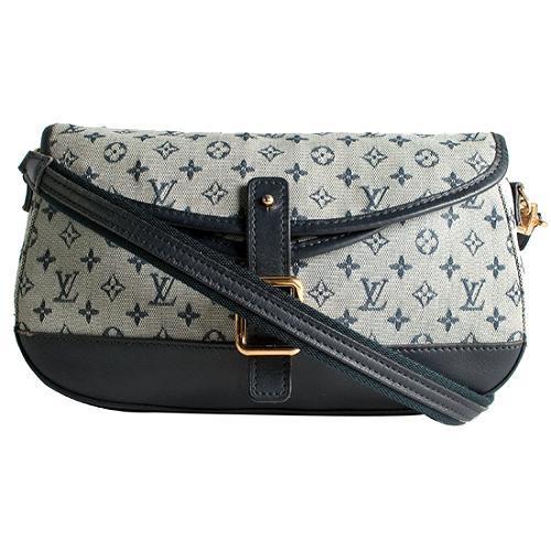 Louis Vuitton Monogram Mini Lin Marjorie Shoulder Handbag