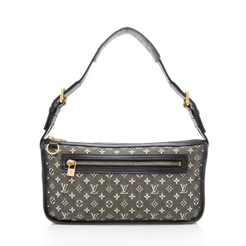 Louis Vuitton Monogram Mini Lin Pochette Kathleen Shoulder Bag