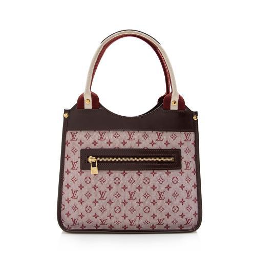Louis Vuitton Monogram Mini Lin Sac Kathleen Tote