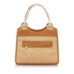 Louis Vuitton Monogram Mini Lin Sac Kathleen Satchel