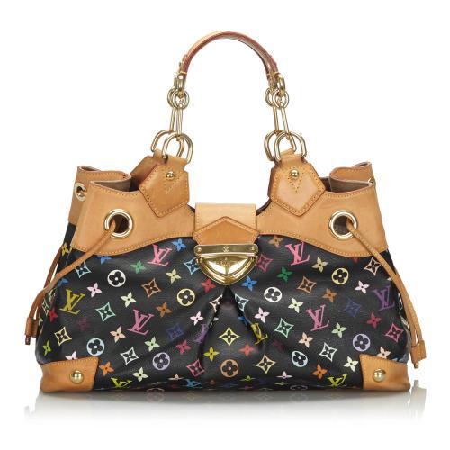 Louis Vuitton Monogram Multicolor Ursula Shoulder Bag