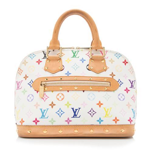 80c76c1814b Louis-Vuitton-Monogram-Multicolore-Alma-Satchel--FINAL -SALE 94286 front large 0.jpg