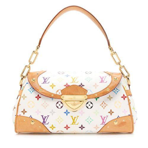 Louis Vuitton Monogram Multicolore Beverly MM Shoulder Bag