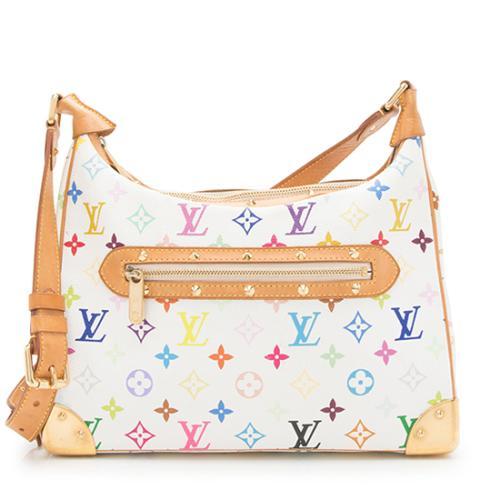Louis Vuitton Monogram Multicolore Boulogne Shoulder Bag - FINAL SALE