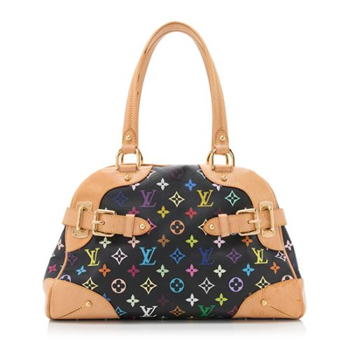 Louis Vuitton Monogram Multicolore Claudia Satchel
