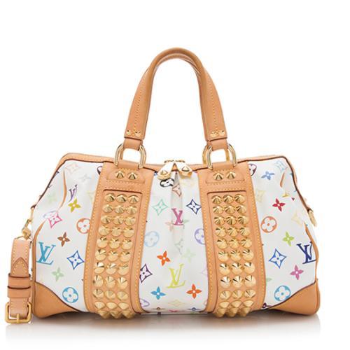 2bbc854f8be03 Louis-Vuitton-Monogram-Multicolore-Courtney-MM-Satchel--FINAL-SALE - 85531 front large 0.jpg