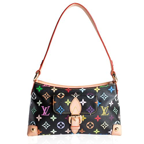 Louis Vuitton Monogram Multicolore Elize Shoulder Handbag