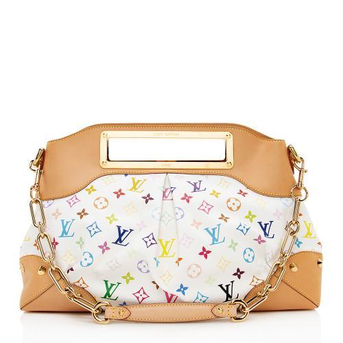 Louis Vuitton Monogram Multicolore Judy GM Shoulder Bag