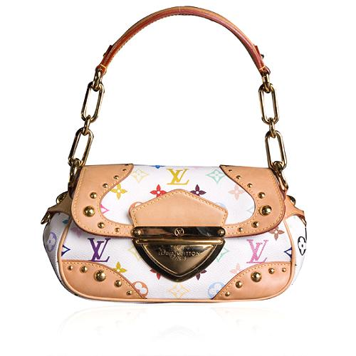 Louis Vuitton Monogram Multicolore Marilyn Shoulder Handbag