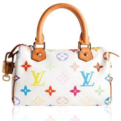 Louis Vuitton Monogram Multicolore Mini Sac HL Handbag