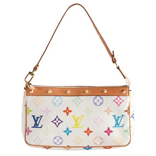 Louis Vuitton Monogram Multicolore Pochette Accessoires Handbag