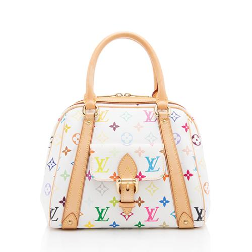 Louis Vuitton Monogram Multicolore Priscilla Satchel
