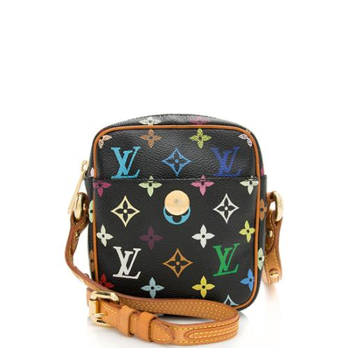 Louis Vuitton Monogram Multicolore Rift Crossbody Bag