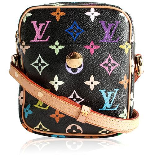 Louis Vuitton Monogram Multicolore Rift Shoulder Handbag