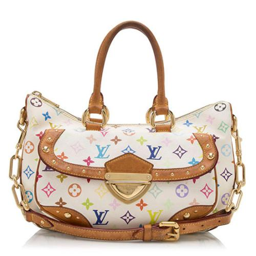Louis Vuitton Monogram Multicolore Rita Satchel