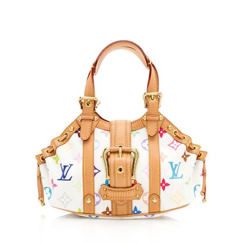 Louis Vuitton Monogram Multicolore Theda PM Satchel