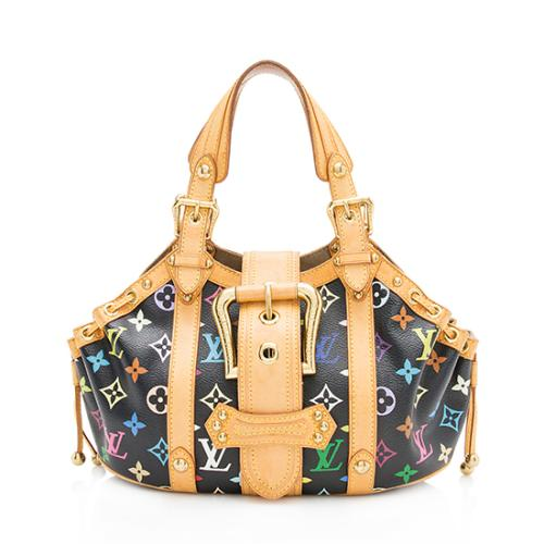 Louis Vuitton Monogram Multicolore Theda GM Satchel
