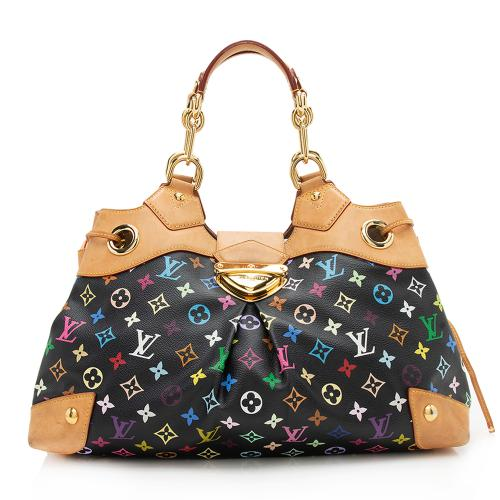 Louis Vuitton Monogram Multicolore Ursula Satchel - FINAL SALE