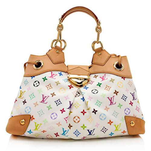 Louis Vuitton Monogram Multicolore Ursula Satchel