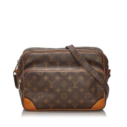 Louis Vuitton Monogram Nile Shoulder Bag