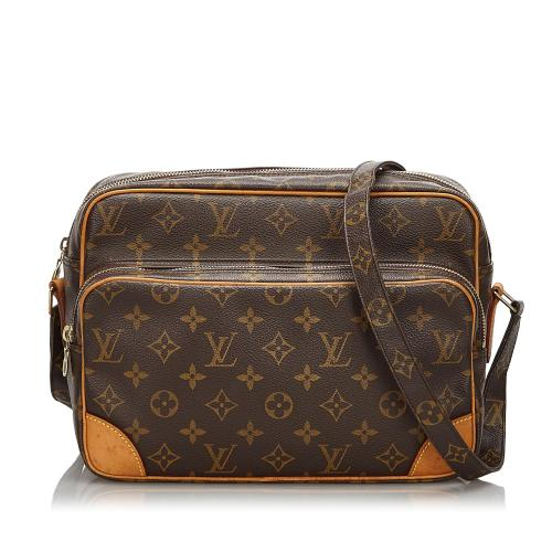 Louis Vuitton Monogram Nile Shoulder Bag