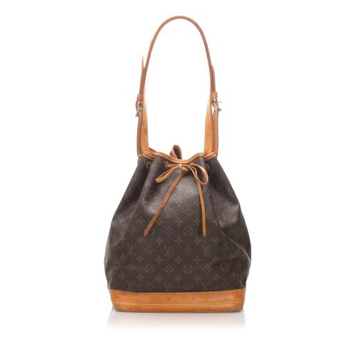 Louis Vuitton Monogram Canvas Noe Shoulder Bag