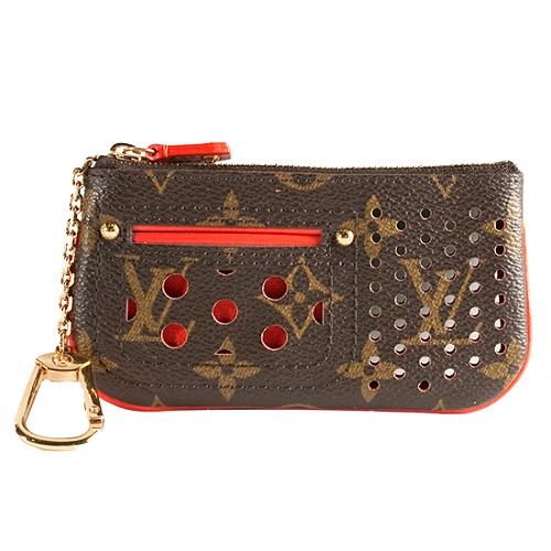 9f1a9f837efc Louis-Vuitton-Monogram-Perforated-Key-Pouch 45020 front large 1.jpg