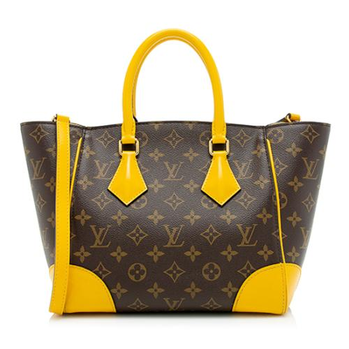 Louis Vuitton Monogram Phenix PM Satchel