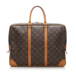 Louis Vuitton Monogram Canvas Porte-Documents Voyage Briefcase