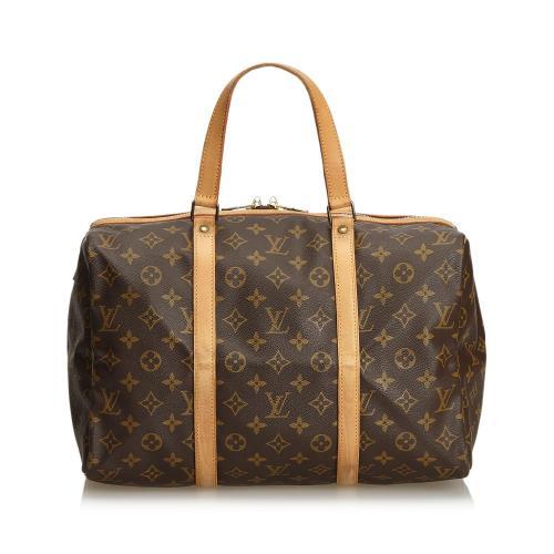Louis Vuitton Monogram Sac Souple 35 Weekender