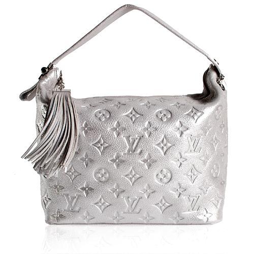 Louis Vuitton Monogram Shimmer Halo Shoulder Handbag