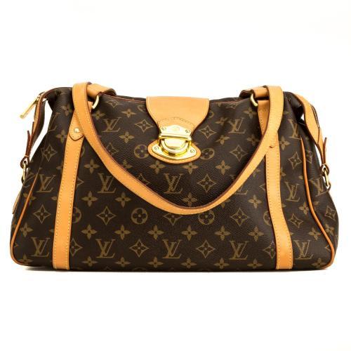 Louis Vuitton Monogram Canvas Stresa PM Shoulder Bag