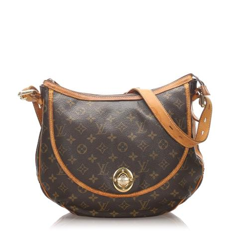 Louis Vuitton Monogram Canvas Tulum GM Shoulder Bag